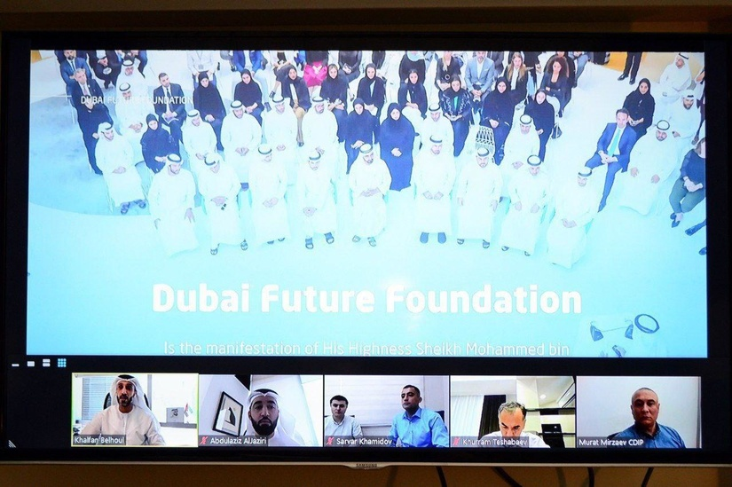 Dubai Future Foundation поможет Центру по разработке инвестпроектов в Узбекистане