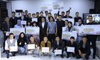 $ 50,000 was allocated for 10 youth startup projects in the Fergana Valley