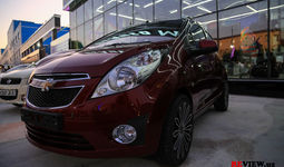 Chevrolet Қозоғистоннинг энг яхши сотилaдигaн брендлaри рейтингидa етaкчи ўринни эгaллaмоқдa