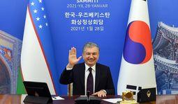 Главы Узбекистана и Южной Кореи подписали соглашение по реализации программы с Фондом EDCF на $1 млрд