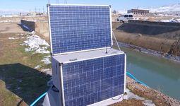 НАПУ провел запуск адаптивной интеллектуальной системы подачи воды и минеральных удобрений