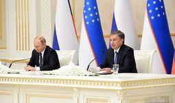В ходе визита Шавката Мирзиёева в Россию будет подписано порядка 30 документов