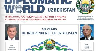 Interview of Obid Khakimov, Director of the Center for Economic Research and Reforms to Diplomatic World