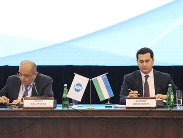 ЕБРР и Узбекистан подписали заемные соглашения на $246 млн
