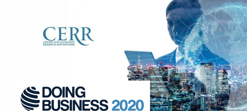 """""""Doing Business 2019"""" дан """"Doing Business 2020"""" гача"""