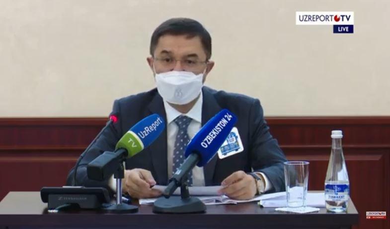 Вице-премьер Джамшид Кучкаров: карантин, с высокой вероятностью продолжится и в мае+