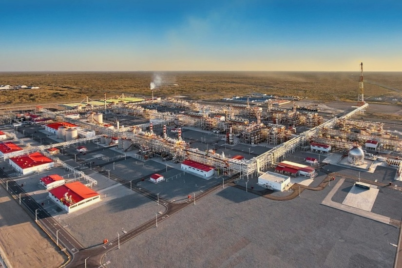 Общий доход Узбекистана от добытого ЛУКОЙЛом газа составил более $4 млрд