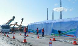 Ўзбекистон ва Саудия ҳамкорлигида Сирдарёда қуввати 1500 МВт бўлган янги ИЭС қуришни бошлади
