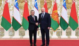 Президенты Узбекистана и Беларуси провели переговоры в узком кругу