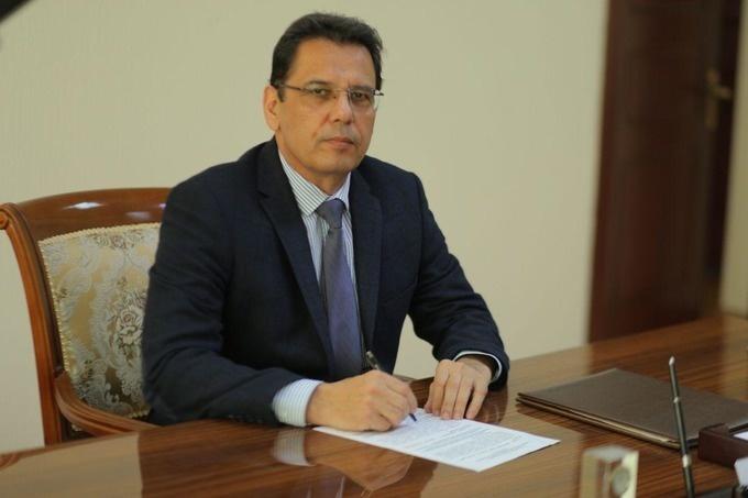 Kongratboy Avezimbetovich Sharipov Toshkent davlat iqtisodiyot universiteti rektori lavozimiga tayinlandi
