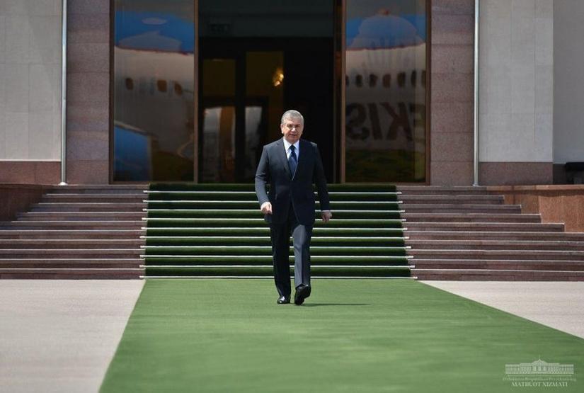 Шавкат Мирзиёев отбыл в Москву