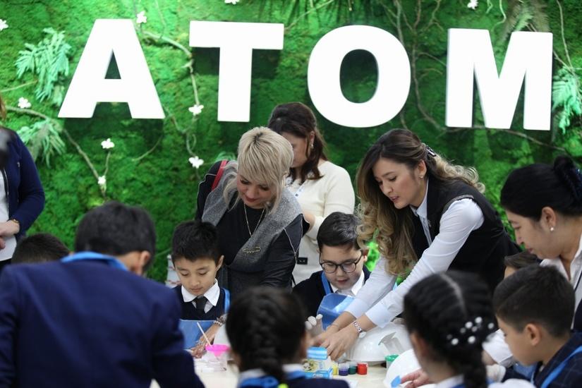 В Ташкенте проходит Первый Фестиваль науки и атома