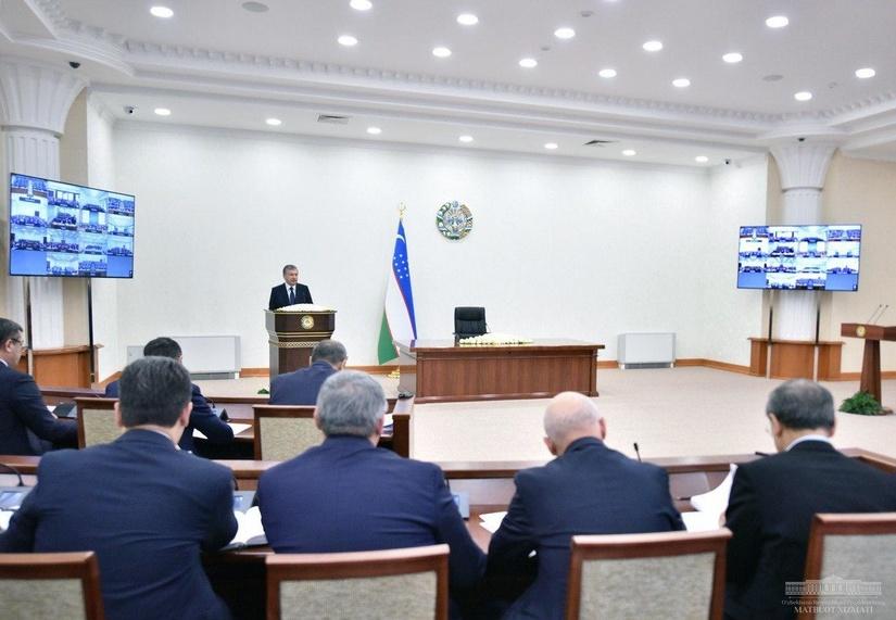 Shavkat Mirziyoyev: Yagona yo'limiz – tadbirkorlar sonini ko'paytirish, odamlarni ishbilarmon qilish