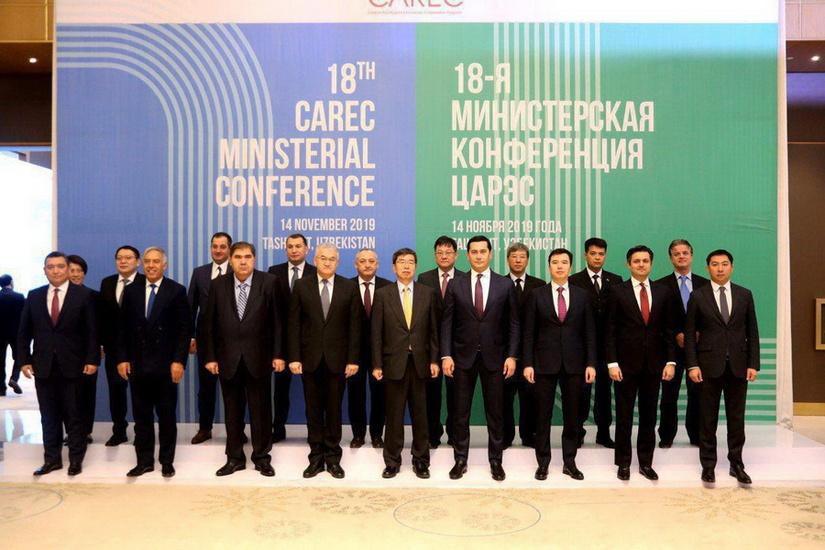 Развитие стран Центральноазиатского регионального экономического сотрудничества связано с созданием единого энергетического рынка