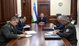 Президент обсудил с силовиками вопросы защиты госграницы