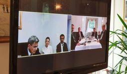 8 ключевых направлений дальнейшего роста экономики Узбекистана вызвали интерес Брюссельского пресс-клуба