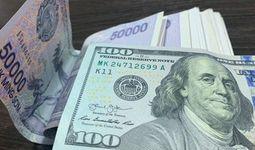 O'zbekistonda dollarning rasmiy kursi sezilarli oshdi