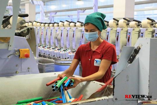 Узбекский текстиль на рынке ЕАЭС