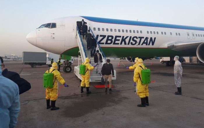 Президент Ўзбекистон фуқароларини мамлакатга қайтариш бўйича кўрсатма берди