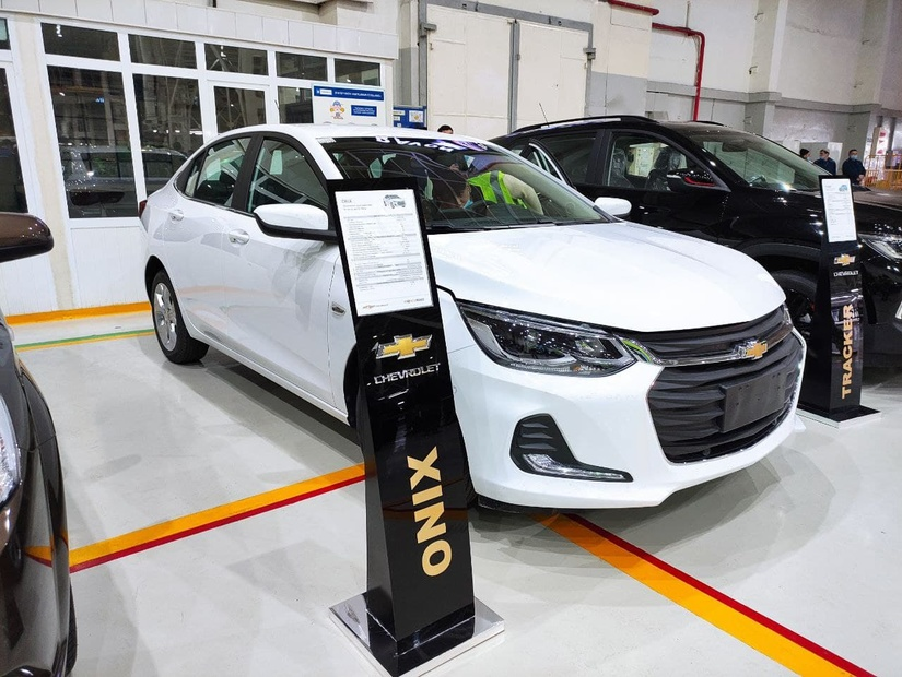 Chevrolet Onix автомобили қачон чиқади?