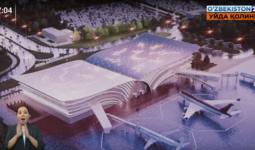 Samarqand aeroporti 62 million dollarga rekonstruksiya qilinadi