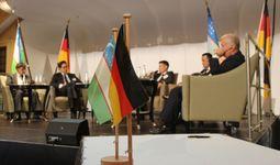 Ўзбекистон делегацияси «Янги Ўзбекистон сари» мавзусидаги давра суҳбатлар туркумида иштирок этиш учун Германияга етиб борди