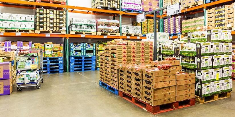 Сколько продовольствия есть на таможенных складах Узбекистана?