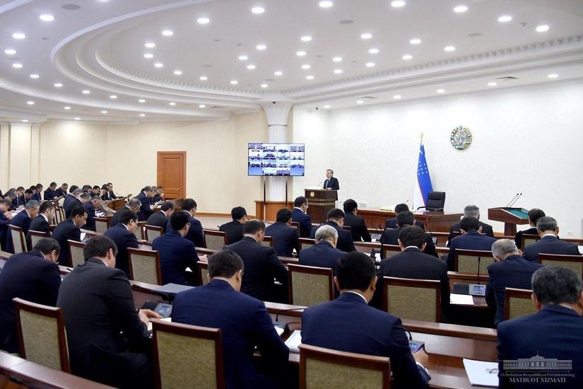 «Наш единственный путь — увеличивать число предпринимателей» — Шавкат Мирзиёев