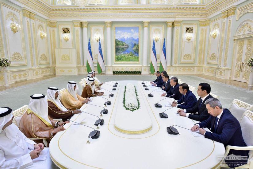 Новые возможности в энергетике и химии: итоги переговоров с делегацией ОАЭ