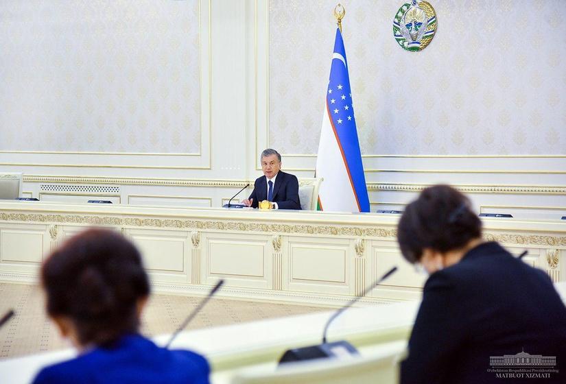 Shavkat Mirziyoyev sudlarga Prezident talabini qo'ydi