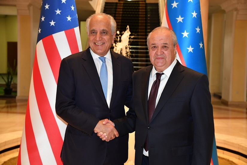 Абдулазиз Камилов обсудил с делегацией США строительство крупных соцобъектов в Афганистане