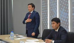 Избран новый председатель общенационального движения «Юксалиш»