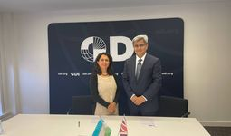 Think tanks of Uzbekistan and Britain signed a memorandum of cooperation (+video)