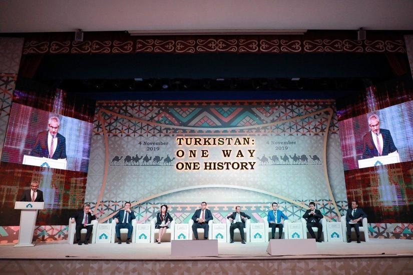 """Ўзбекистон делегацияси """"Turkistan: One way – One history"""" Халқаро туристик форумида иштирок этди"""