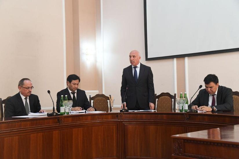 Назначены главный государственный санитарный инспектор и врач Узбекистана