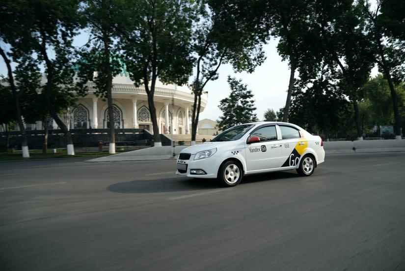 Yandex Go компанияси Тошкентда ҳайдовчиларга энг яқин эмлаш пунктини кўрсатадиган алгоритмни ишга туширди