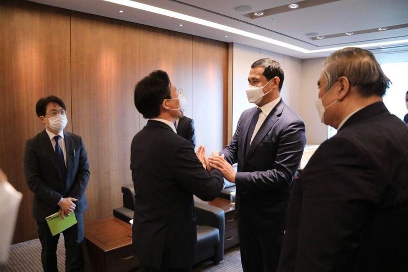 Товарооборот между Узбекистаном и Южной Кореей планируется увеличить до $5 млрд за два года