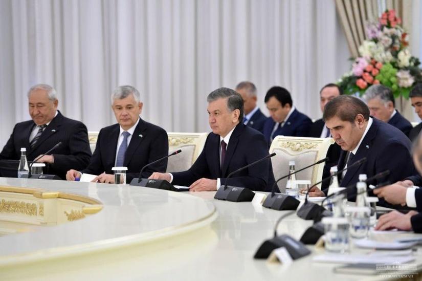 Узбекистан и Казахстан договорились реализовать совместные проекты