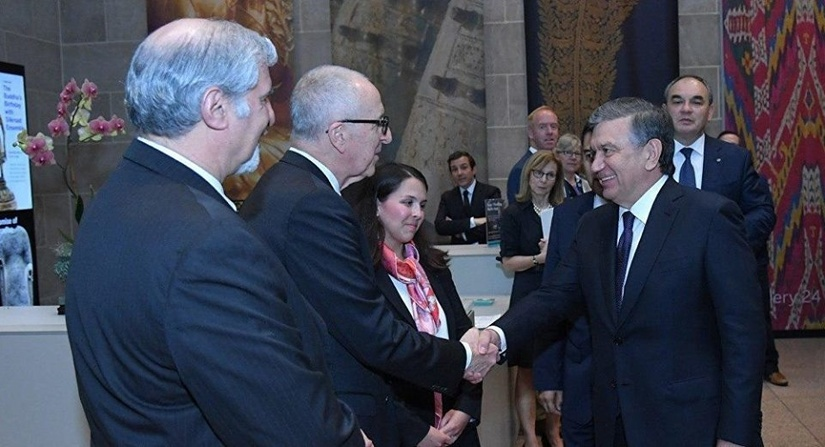 Эксперты Смитсоновского института посетят Узбекистан