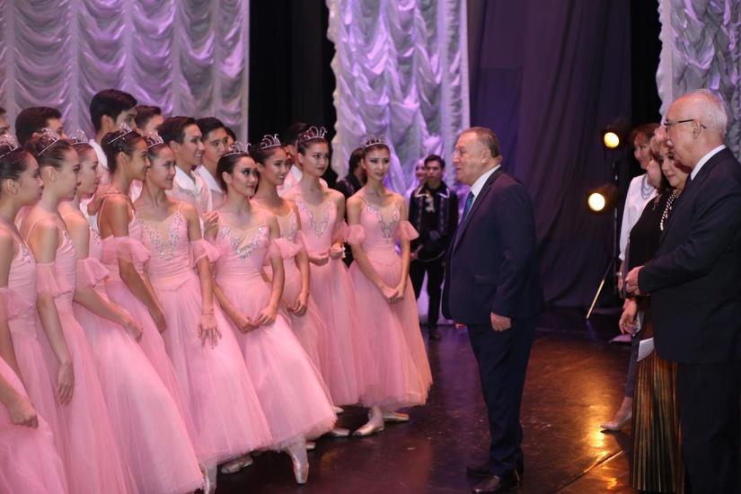 Творческий «десант» из Казахстана «высадился» в Ташкенте