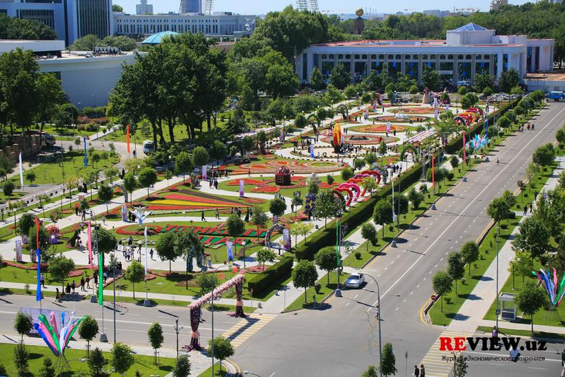 Все города и четверть городских поселков Узбекистана охватят генпланами