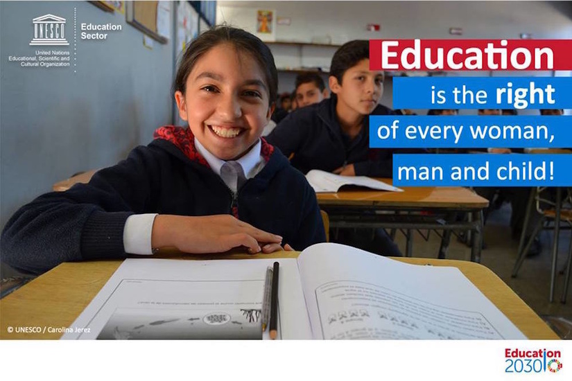 Investing in girls' education and women's employment strengthen the economy