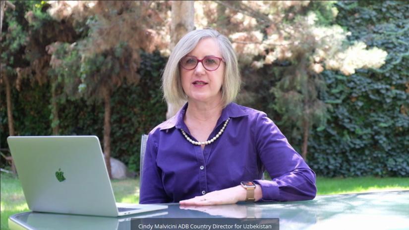 Синди Малвичини: Пандемияга қарамай, Ўзбекистон ислоҳотлар йўлини давом эттирмоқда
