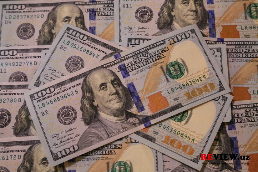 Марказий банк: Трансчегаравий пул ўтказмалари ҳажми 156 млн долларга камайди
