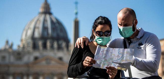 Распространение коронавируса в Италии: задачи смягчения последствий