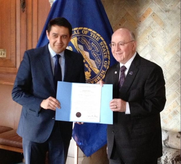 Послом Узбекистана в Латвии стал Кадамбай Султанов