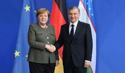 President of Uzbekistan Shavkat Mirziyoyev and German Chancellor Angela Merkel will hold a video conference