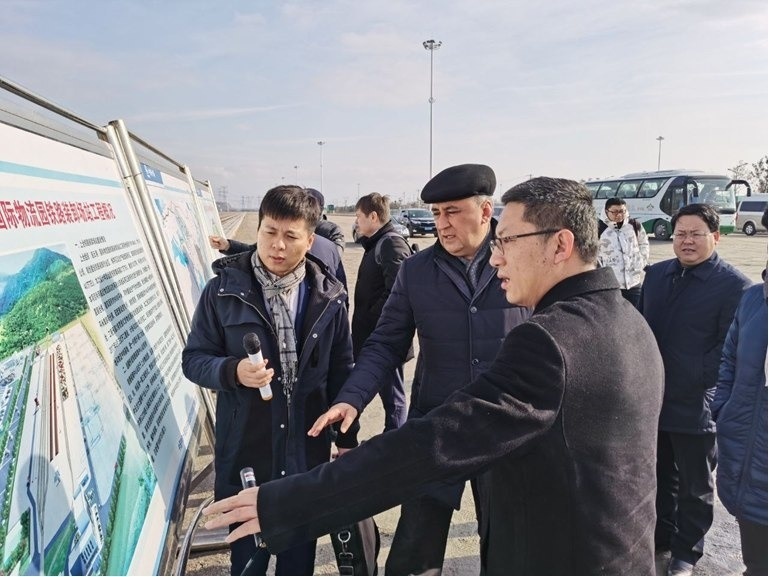 Узбекистан и Китай будут развивать мультимодальный транспортный коридор