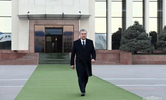 Президент Туркияга жўнаб кетди