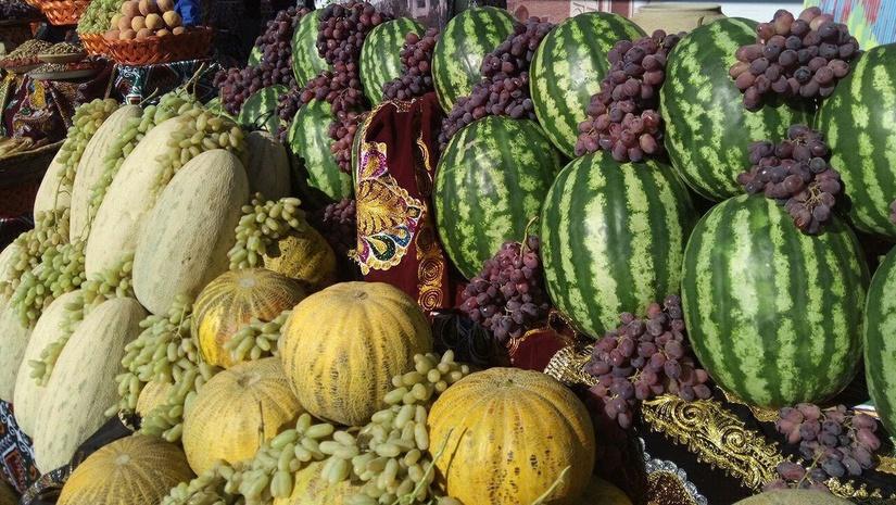 Россия снизила ставку НДС для свежих фруктов из Узбекистана с 20% до 10%